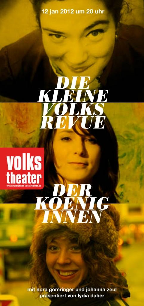 Abbildung: Münchner Volkstheater GmbH
